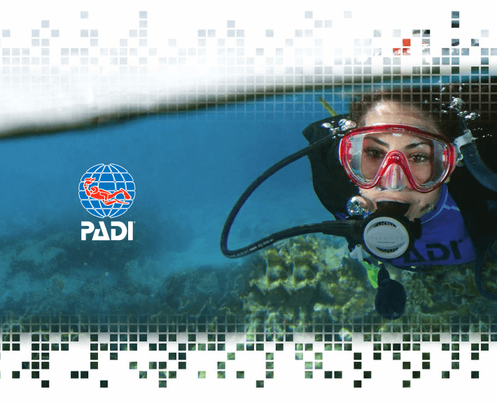 PADI Open Water digital
