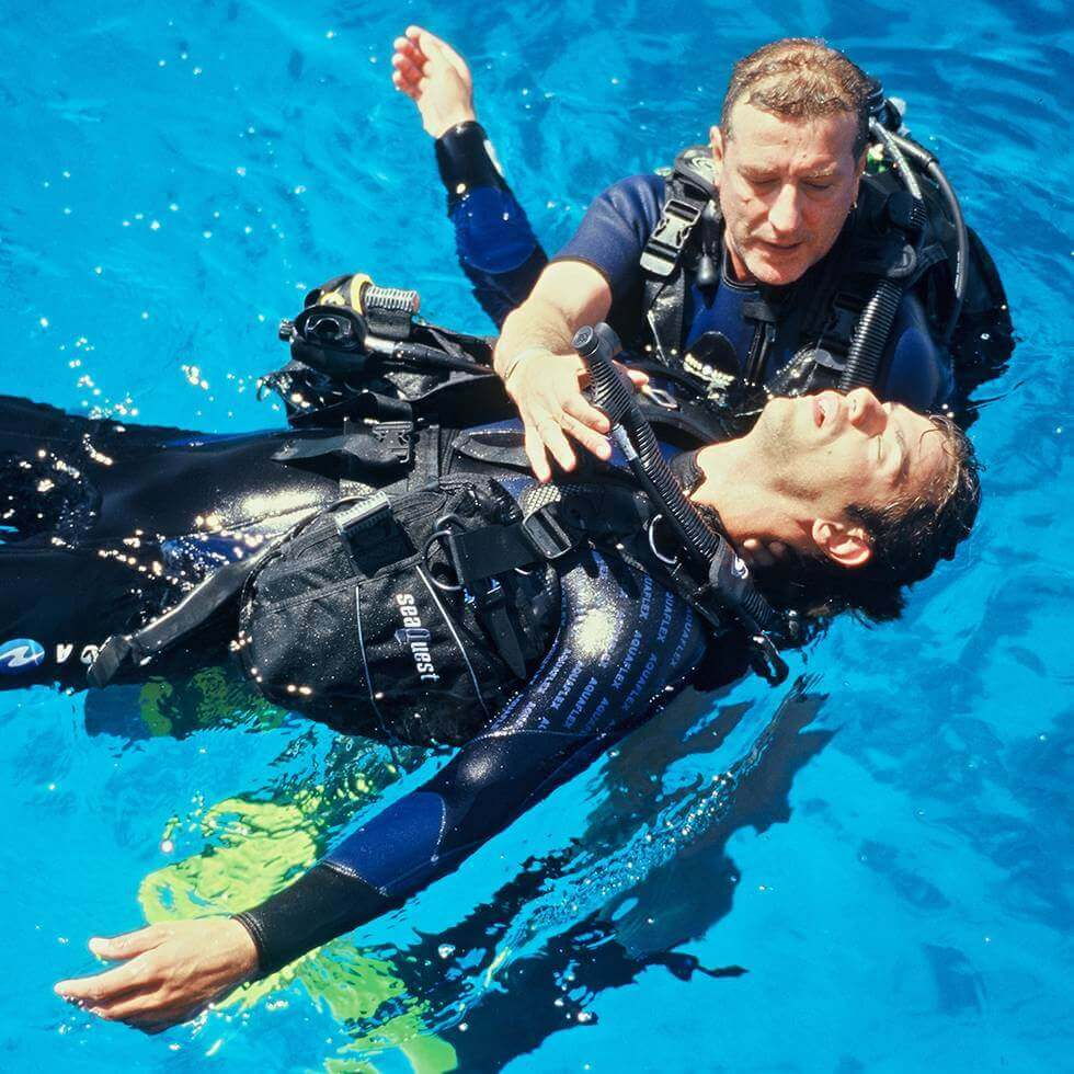 PADI RESCUE DIVER COURSE CERTIFICATION PAK LITE